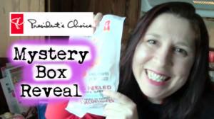 President's Choice Spring 2017 Mystery Box!