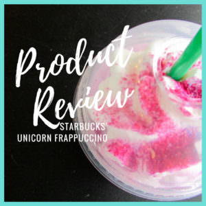 Product Review: The Truth About Starbucks' Unicorn Frappuccino