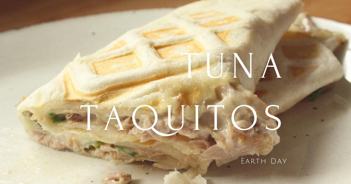 Tuna Taquitos