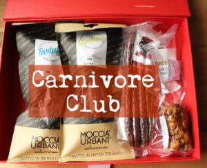 Carnivore Club's Artisan Urbani Foods' Salami, Pepperoni & Pancetta