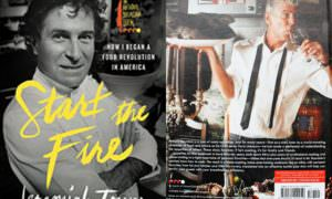 Bourdain's Cookbook 'Appetites' & Jeremiah Tower's biography 'Start the Fire' Giveaway