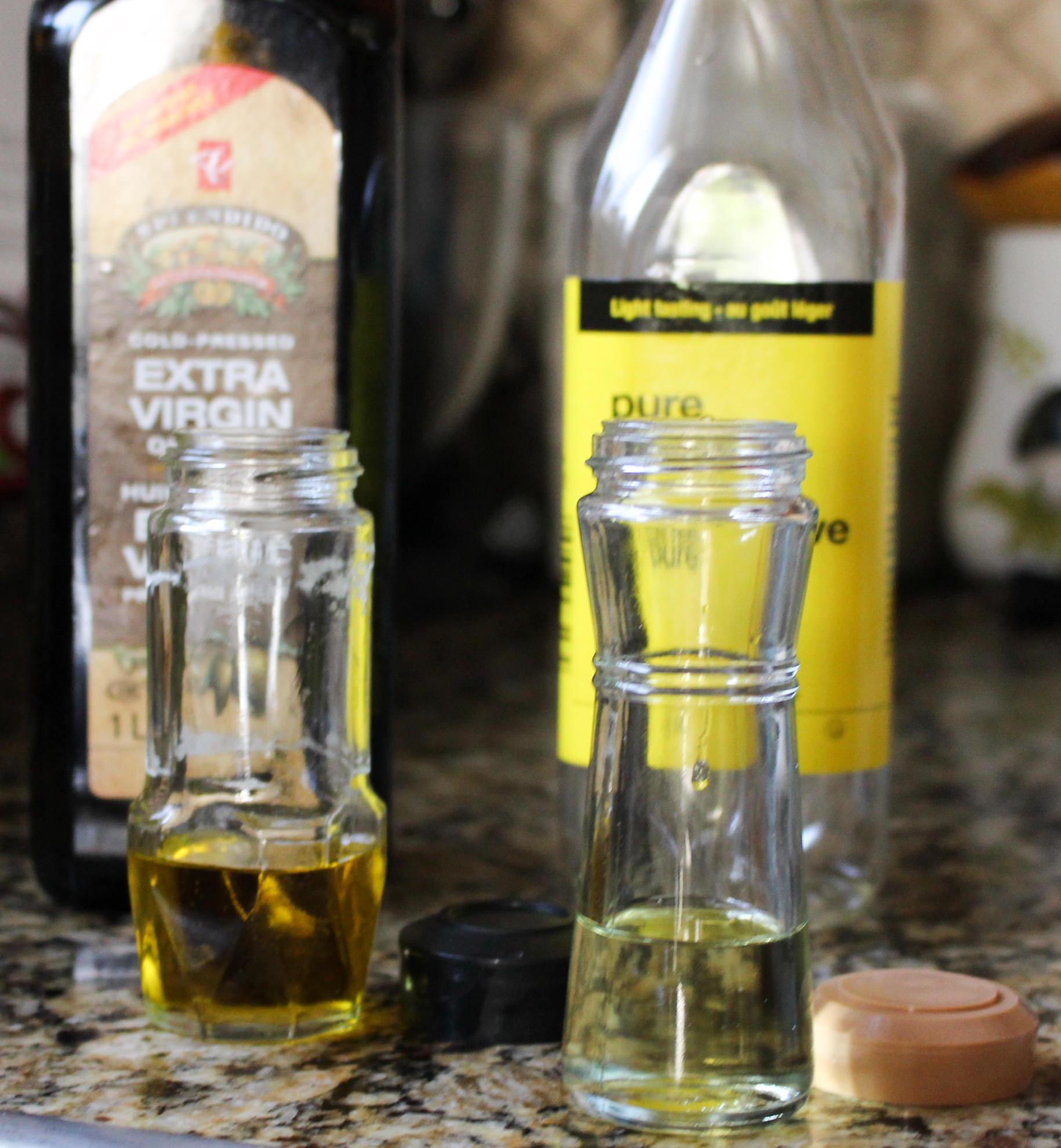 Testing Olive Oil