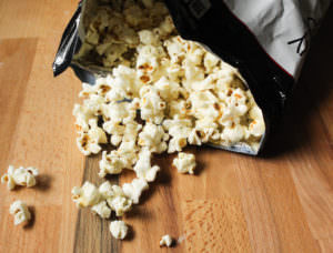 """d383f8c9985 The Product Skinny Pop Popcorn is not the typical Suzie The Foodie product.  It just sounds too healthy to be interesting! When I see the words """"Simple  ..."""