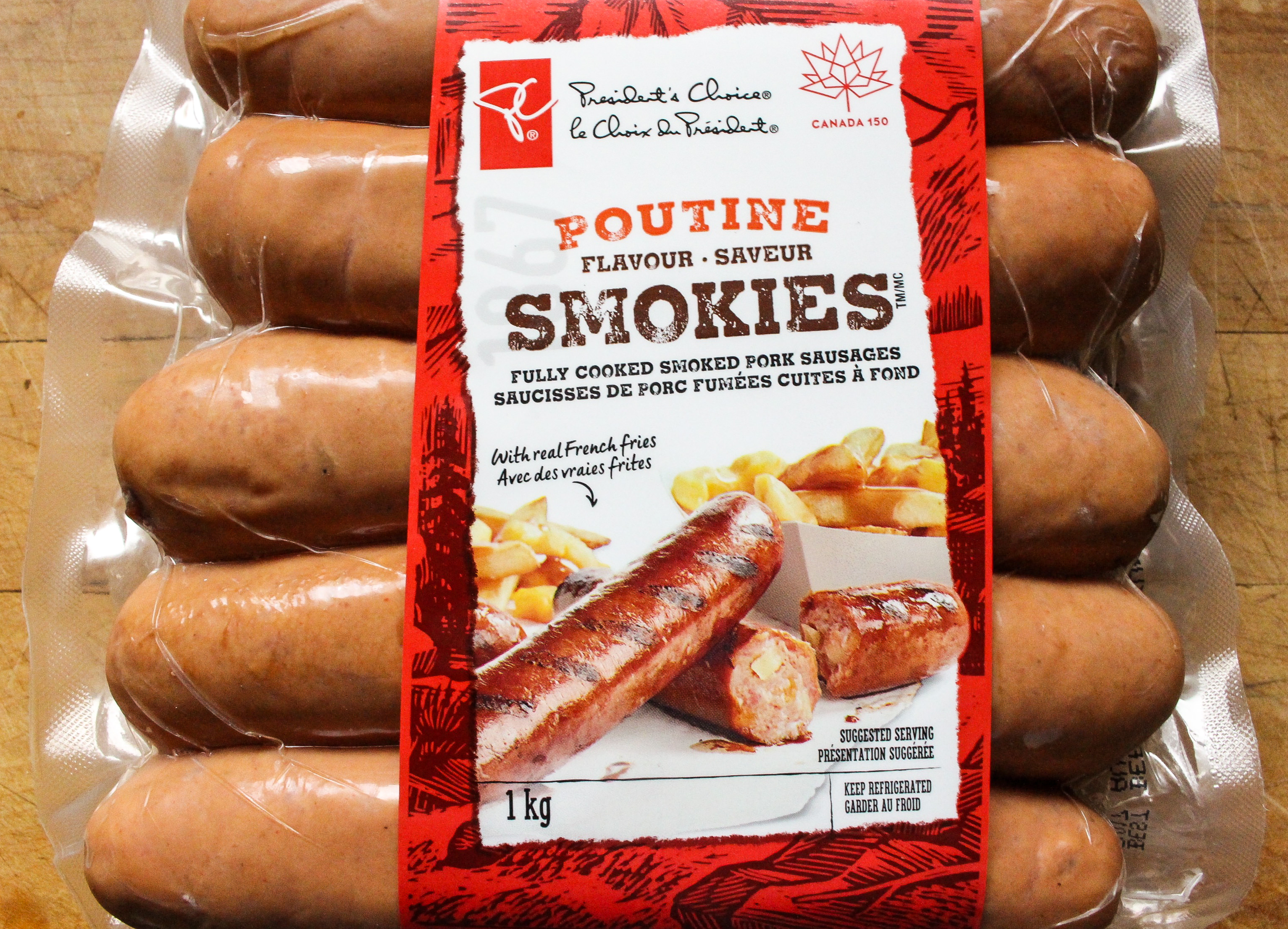 PC Poutine Smokies