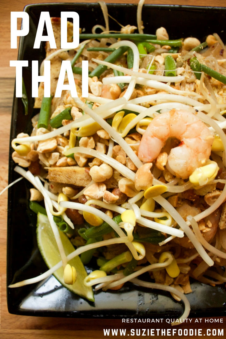 Pad Thai Recipe – Pinterest