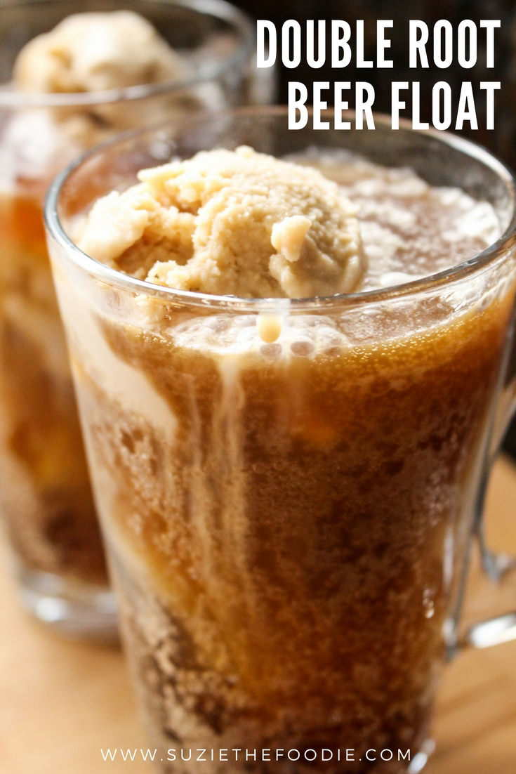Double Root Beer Float