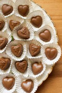 Strawberry Milk Chocolates & How To Temper Milk Chocolate