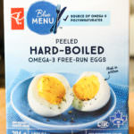 President's Choice Blue Menu Peeled Hard-Boiled Omega-3 Free-Run Eggs