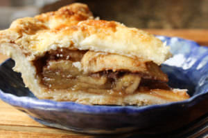 For The Love of Food: The Perfect Apple Pie