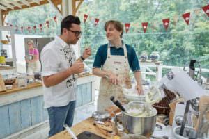 Interview with CBC's Great Canadian Baking Show's James Hoyland