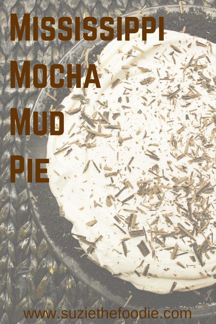 Mississippi Mocha Mud Pie