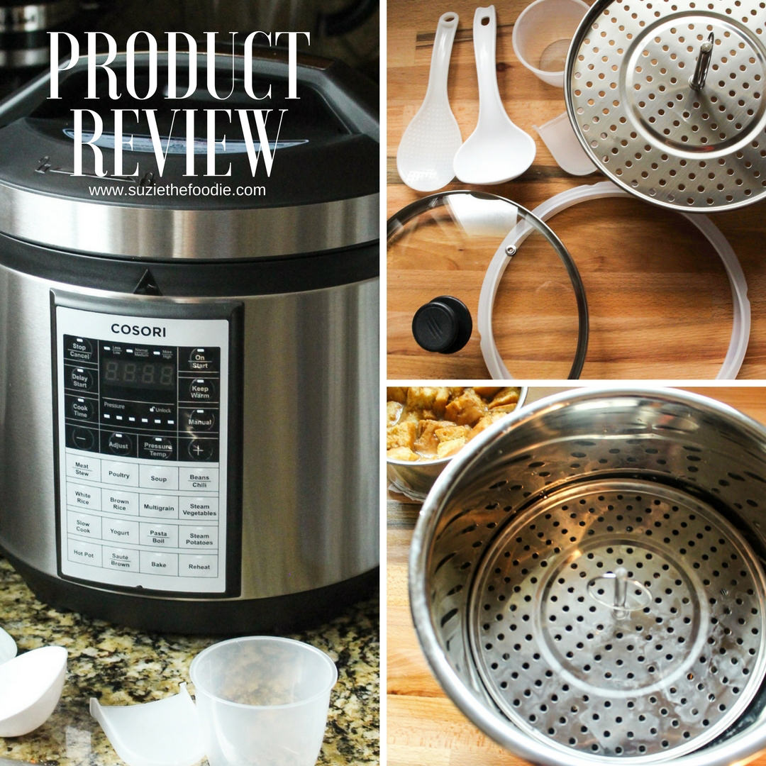 Product Review of the Cosori Pressure Cooker