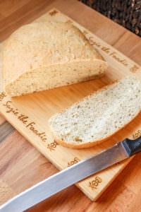 Herbes de Provence Bread & Au Revoir My Vancouver Kitchen