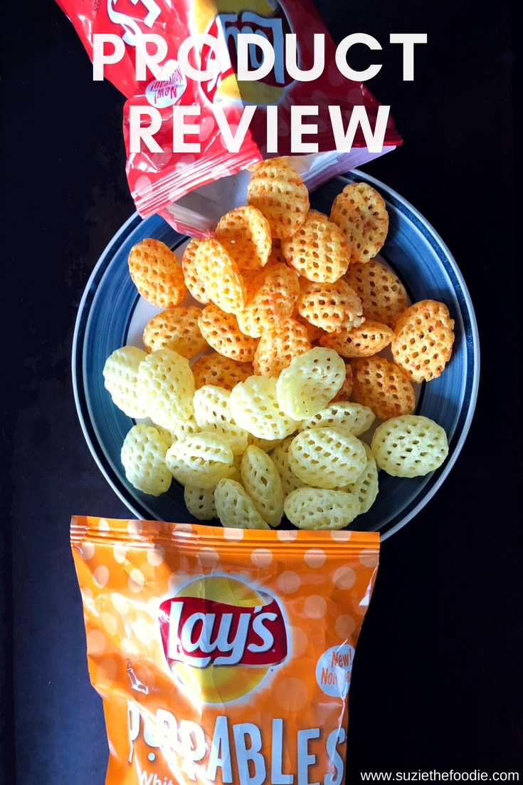 Product Review of Lay's Poppables!