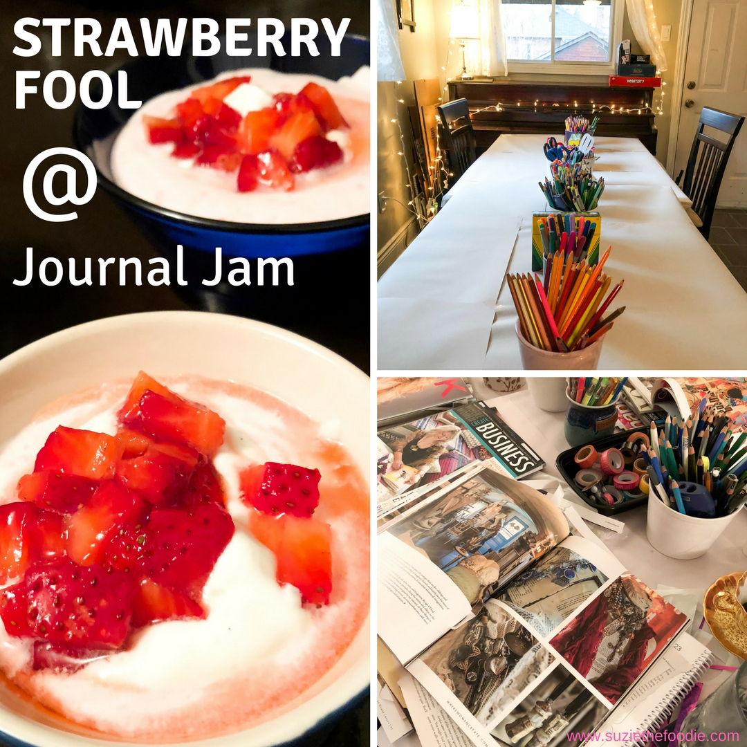 Strawberry Fool @ Journal Jam