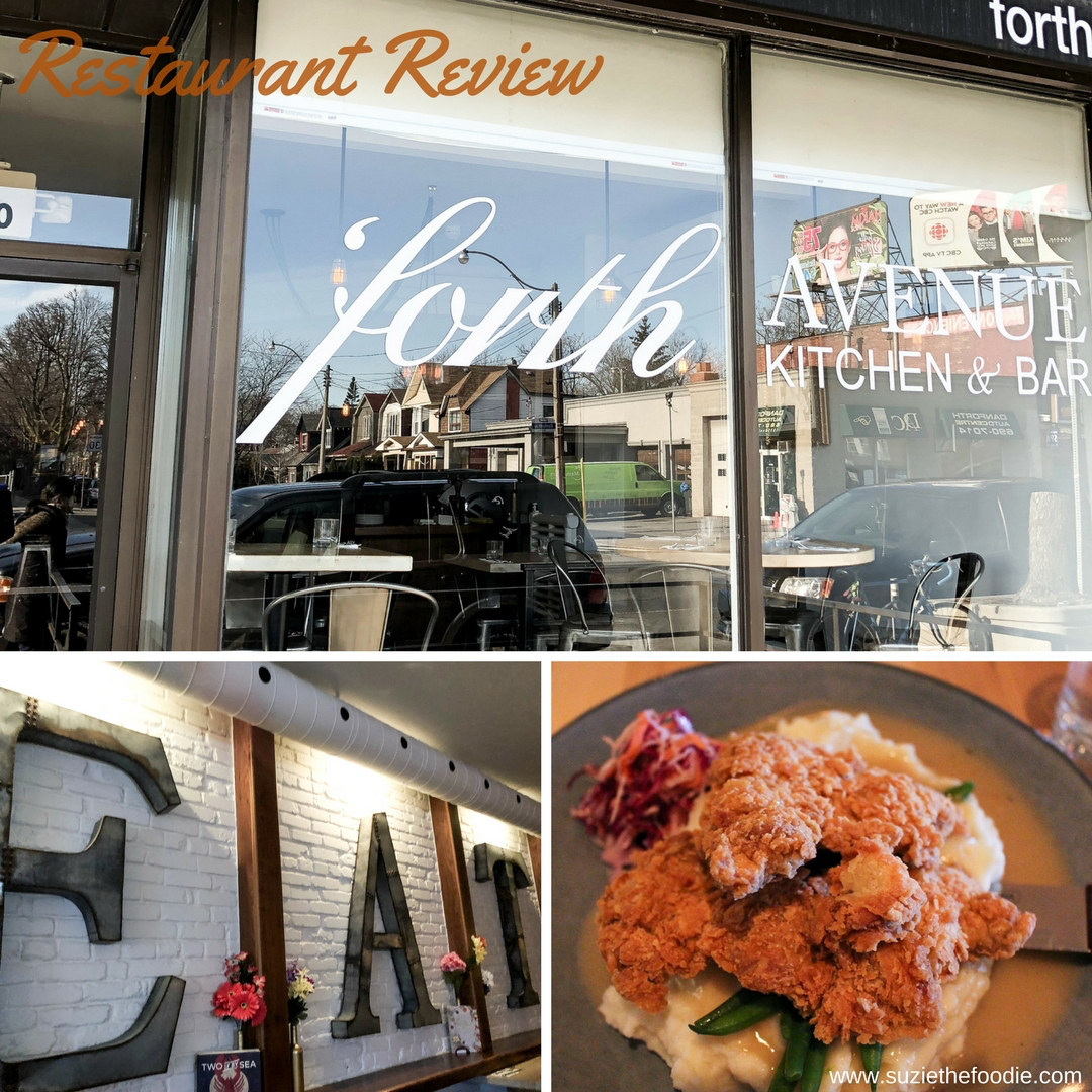 Fried Chicken Dinner at Fourth Avenue Kitchen & Bar