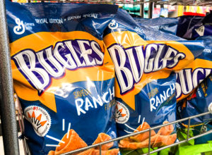 Ranch Bugles & The Current Status Of My Foodie LIfe