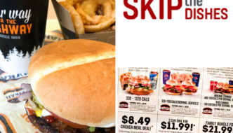 Harvey's Delivery With Skip The Dishes… What You Need To Know