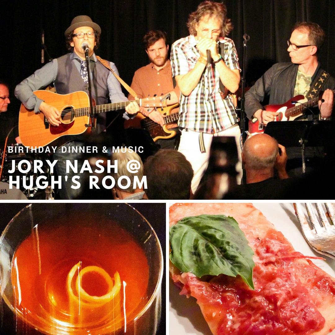 Jory Nash @ Hugh's Room