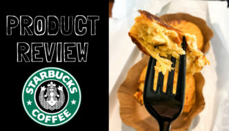Product Review of Starbucks Chicken Chorizo Tortilla Sous Vide Egg Bites