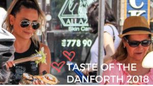 Taste Of The Danforth 2018