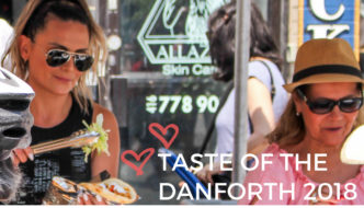 Taste Of The Danforth 2018