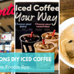 Suzie The Foodie Spy's Tim Hortons DIY Iced Decaf Coffee