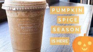 The Drinks of Summer & Pumpkin Spice Invasion