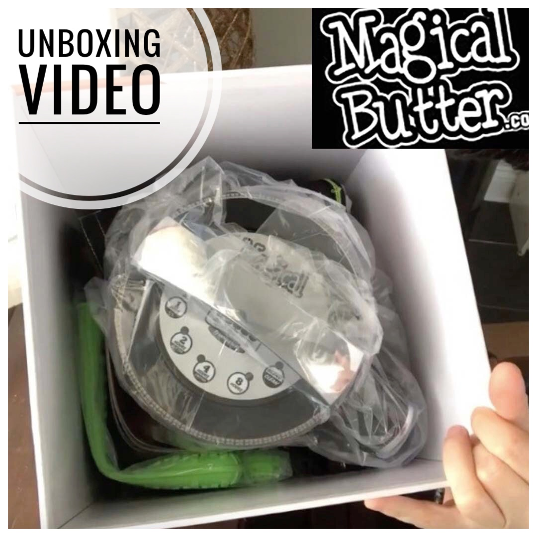 Magical Butter Mystery Box Unboxing