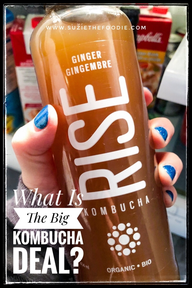 What Is The Big Kombucha Deal?