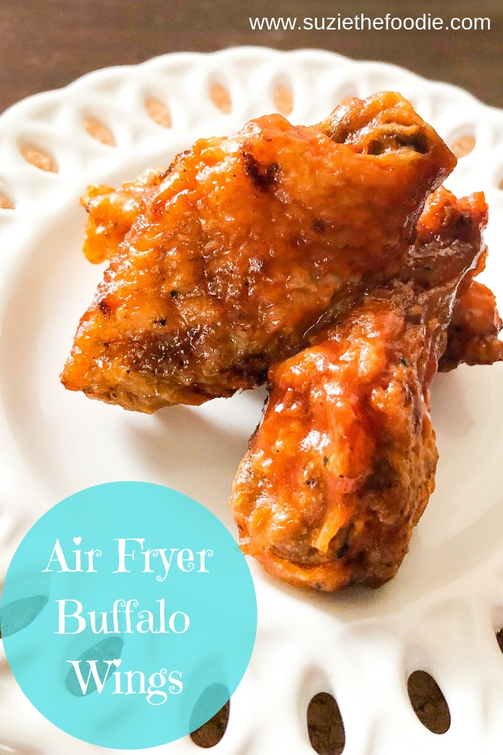 Avalon Bay Air Fryer Buffalo Wings