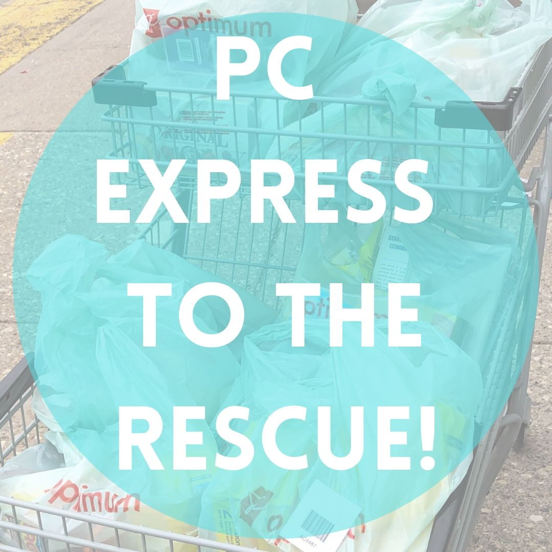 PC Express To The Rescue!