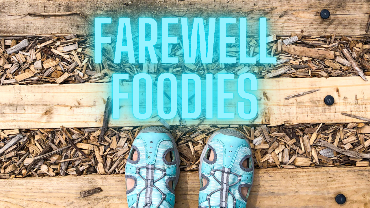 That's All Foodies!