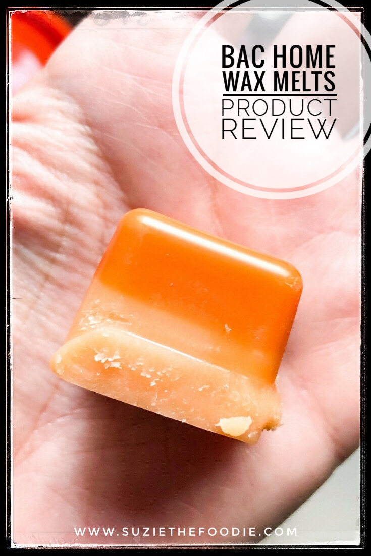 My BAC Home Wax Melts Product Reviews Part 1