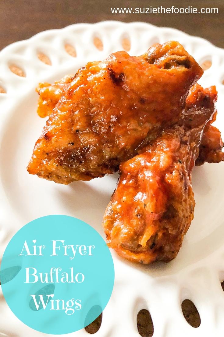 Avalon Bay Air Fryer Buffalo Wings