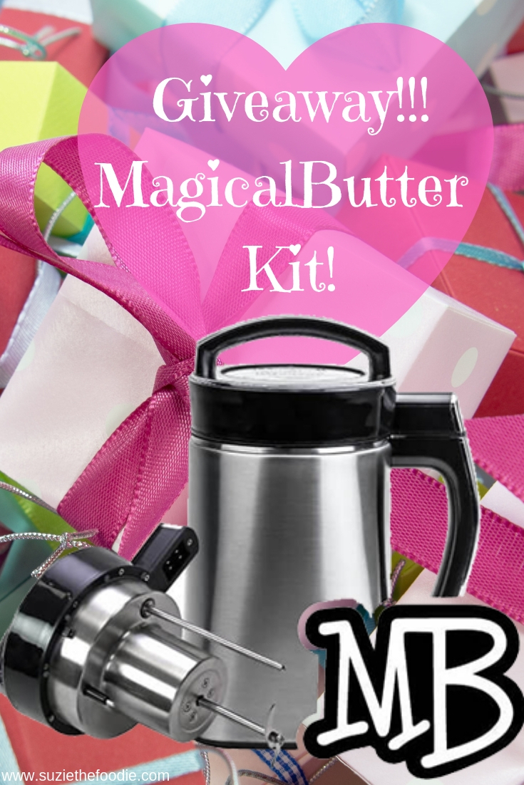 Giveaway!!! MagicalButter Kit!